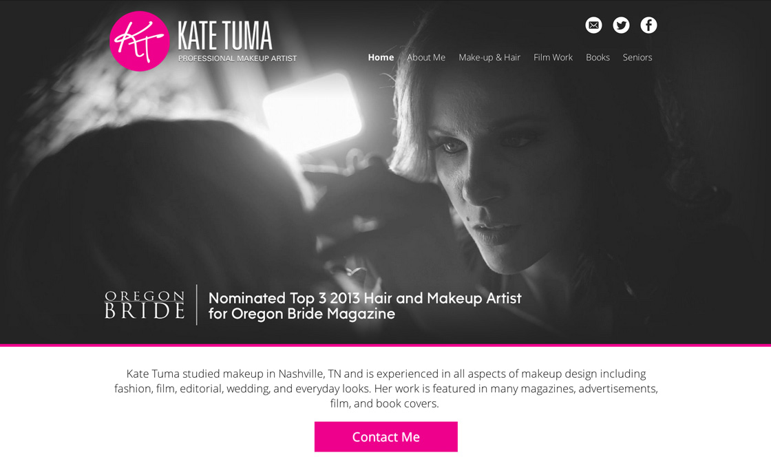Hair & Makeup - Kate Tuma